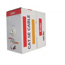 UTP 4 Pair CAT 5E Network Cable. 305 meters