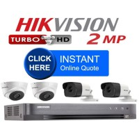 Build your own DIY HD CCTV Kit - Pre made cables - No special CCTV tools required - Easy install
